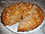 Кекс тыквенный без яиц – Рецепт: Тыквенно-шоколадный кекс | Двухцветный кекс из сырой тыквы, на сметане, без яиц.
