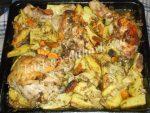 Куриные ножки с картошкой в духовке в майонезе рецепт с фото – Куриные ножки в духовке с картошкой в майонезе рецепт с фото пошагово в духовке