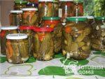 Соленые огурцы консервация – Огурцы соленые консервированные – пошаговый рецепт с фото на Готовим дома