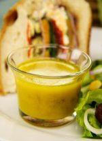 Горчичная заправка для салата рецепт – Медово-горчичная заправка для салата рецепт – европейская кухня: соусы и маринады. «Еда»