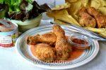 Ножки в панировке – Куриные ножки в панировке рецепт с фото, как приготовить куриные ножки в духовке на Webspoon.ru