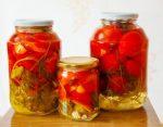 Помидоры с луком в желе на зиму обалденные – простой рецепт без стерилизации, вариант маринованных томатов в желатине, отзывы о вкусе