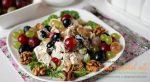 Рецепт куриный салат с виноградом – Салат с курицей и виноградом – лучшие рецепты. Как правильно и вкусно приготовить салат из курицы с виноградом. – Женское мнение
