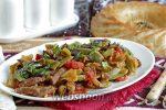 Рецепт мясо со стручковой фасолью – Говядина со стручковой фасолью рецепт с фото, как приготовить на Webspoon.ru