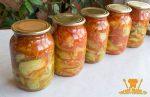 Рецепт салата тещин язык из кабачков – Тещин язык из кабачков — лучшие рецепты. Как правильно и вкусно приготовить тещин язык из кабачков.