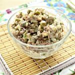 Рыбный салат с рисом рецепт из консервов с рисом – Рыбный салат с рисом – и в будни, и в праздник! Рыбные салаты с рисом из консервированной, свежей, копченой, солёной рыбы — Женское мнение