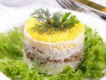 Салат мимоза со скумбрией – ≡ Пошаговый Простой Рецепт Салата «Мимоза» со скумбрией с фото для приготовления в домашних условиях