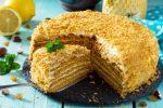 Самый вкусный рецепт медового торта – Торт Медовик: самый простой и вкусный медовый рецепт с оригинальным сметанным кремом