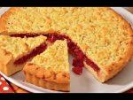 Тертый пирог с ягодами – Тертый пирог – рецепт | Как приготовить тертый пирог с ягодами, Приготовление тертого пирога
