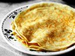 Тесто на молоке и воде на блины – Как самому сделать вкусные блинчики. Рецепты теста на воде, молоке и кефире: как правильно приготовить
