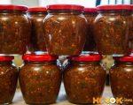 Аджика кавказская на зиму лучшие рецепты – Кавказская аджика рецепт с фото