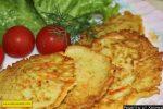 Блинчики из кабачков и картофеля – Блинчики из кабачков и картошки