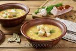 Гороховий суп – Гороховый суп классический рецепт с фото приготовления обычного горохового супа с копченой грудинкой на Webspoon.ru