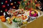 Меню на новый год – Новогоднее меню 2018 – простые и вкусные рецепты. Украшение и сервировка новогоднего стола 2018