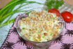 Салат с курицей с фруктами – Рецепт салата с курицей и фруктами «Дамский» — Кулинарные рецепты любящей жены
