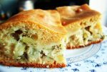Заливной пирог с капустой рецепт с фото на сметане – Как приготовить вкусный заливной пирог с капустой по пошаговому рецепту и фото