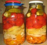 Ассорти с патиссонами рецепт на зиму – Ассорти из овощей на зиму: 14 лучших рецептов
