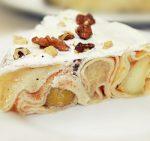 Блинный торт видео рецепт – Блинный торт — cамый простой торт из блинов / Видео-рецепты / TVCook: пошаговые рецепты с фото