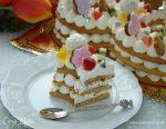 Детский торт фруктовый – 33 . ?