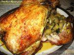 Фаршированная курица рисом в духовке рецепт – Курица фаршированная рисом — лучшие рецепты. Как правильно и вкусно приготовить курицу фаршированную рисом. — Женское мнение