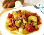 Говядина отварная с овощами – Отварная говядина с овощами — пошаговый рецепт с фото на Повар.ру
