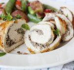 Грудка фаршированная сыром и грибами – Куриные грудки фаршированные грибами / Блюда из курицы / TVCook: пошаговые рецепты с фото