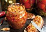 Икра из кабачков и баклажанов на зиму простой – Икра из баклажанов на зиму пальчики оближешь — 12 вкусных рецептов приготовления баклажанной икры