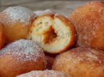 Как приготовить пончики со сгущенкой – Пончики со сгущенкой рецепт с фото