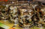 Как приготовить жареные белые грибы на зиму – рецепты консервированных заготовок вешенок, лисичек, шампиньонов в банках и без стерелизации