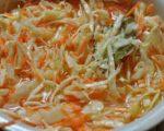 Капуста с уксусом – Салат из капусты с уксусом — подборка лучших рецептов. Готовим правильно салат из капусты с уксусом.
