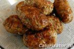 Котлеты из говядины и курицы рецепт – Котлеты домашние из говядины, свинины и курицы – калорийность, состав, описание