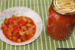Лечо на зиму из цукини – Лечо из кабачков на зиму — пальчики оближешь! Как приготовить сладкий лечо из кабачков и томатной пасты