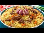 Плов узбекский рецепт в казане видео – Узбекский плов | Рецепт от Сталика — Видео смотреть онлайн бесплатно