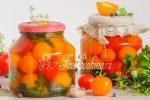 Помидоры маринованные с сахаром на зиму – Маринованные помидоры на зиму – вкус и запах лета. Важные советы и оригинальные рецепты: как мариновать помидоры на зиму – Женское мнение