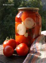 Помидоры пальчики оближешь слнком и с подсолнечным маслом – Консервированные помидоры «Пальчики оближешь» — простой и вкусный рецепт с пошаговыми фото