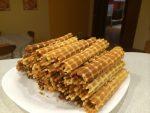 Рецепт из детства вафли – Вафли-трубочки как из детства – запись пользователя Катерина (id1916785) в сообществе Кулинарное сообщество в категории Печенья, пирожные, торты, пончики, кексы