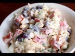 Салат крабовые палочки и фасоль – Салат с фасолью и крабовыми палочками – лучшие рецепты. Как правильно и вкусно приготовить салат из фасоли и крабовых палочек. – Женское мнение