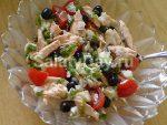 Салат рыбы отварной красной рыбы рецепт с фото очень вкусный – Салат из отварной красной рыбы рецепт с фото пошагово