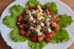Салат с тунцом консервированным с огурцом рецепт – Салат с консервированным тунцом и майонезом – как приготовить салат с тунцом консервированным, пошаговый рецепт с фото