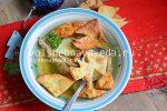 Суп куриный детский – Суп на курином бульоне. Суп на бульоне из курицы с сырными крекерами рецепт с фото