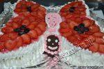 Украшение тортов на день рождения – Торт на день рождения ребенка своими руками. Торт Бабочка. Рецепт с фото. Украшение тортов в домашних условиях