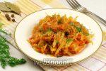 Вторые блюда капуста – Основные блюда с белокочанной капустой, 191 пошаговый рецепт с фото на сайте «Еда»