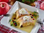 Яблочный пирог праздничный – Блюда, которые стоит попробовать. Готовьте с нами самые вкусные блюда.