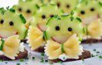 Закуски на детский стол на день рождения – Детские закуски для самого яркого и веселого застолья! Лучшие рецепты закусок на детский День рождения и другие праздники