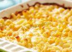 Запеканка из макарон с сыром и яйцом в духовке – Запеканка из макарон с сыром и яйцом в духовке