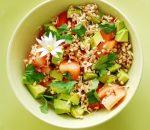 Блюда из пророщенной гречки – Рецепты с проростками зеленой гречки