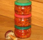 Салат из овощей и грибов на зиму – Салат с грибами на зиму / Заготовка грибов / TVCook: пошаговые рецепты с фото