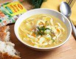 Суп с лапшой вегетарианский – ≡ Пошаговый Простой Рецепт Вегетарианского супа с лапшой с фото для приготовления в домашних условиях