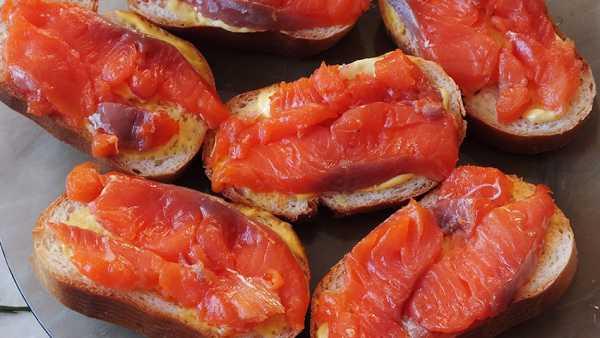 рецепт засолка горбуши под семгу